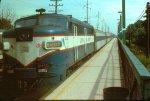 LI 612 on EB Oyster Bay train